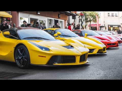INSANE FERRARI COLLECTION | E14²