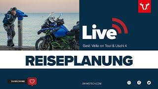 Reiseplanung mit dem Motorrad 🇩🇪 – Gast: Valle on Tour
