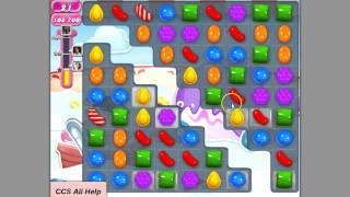 Candy Crush Saga Level 617 no boosters