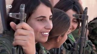 Rojava - Northern Syria - The Kurds between war (IS- & turkish aggression) and democracy