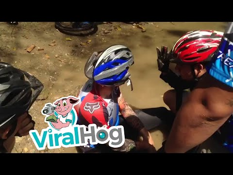 Bad Bicycle Accident || ViralHog