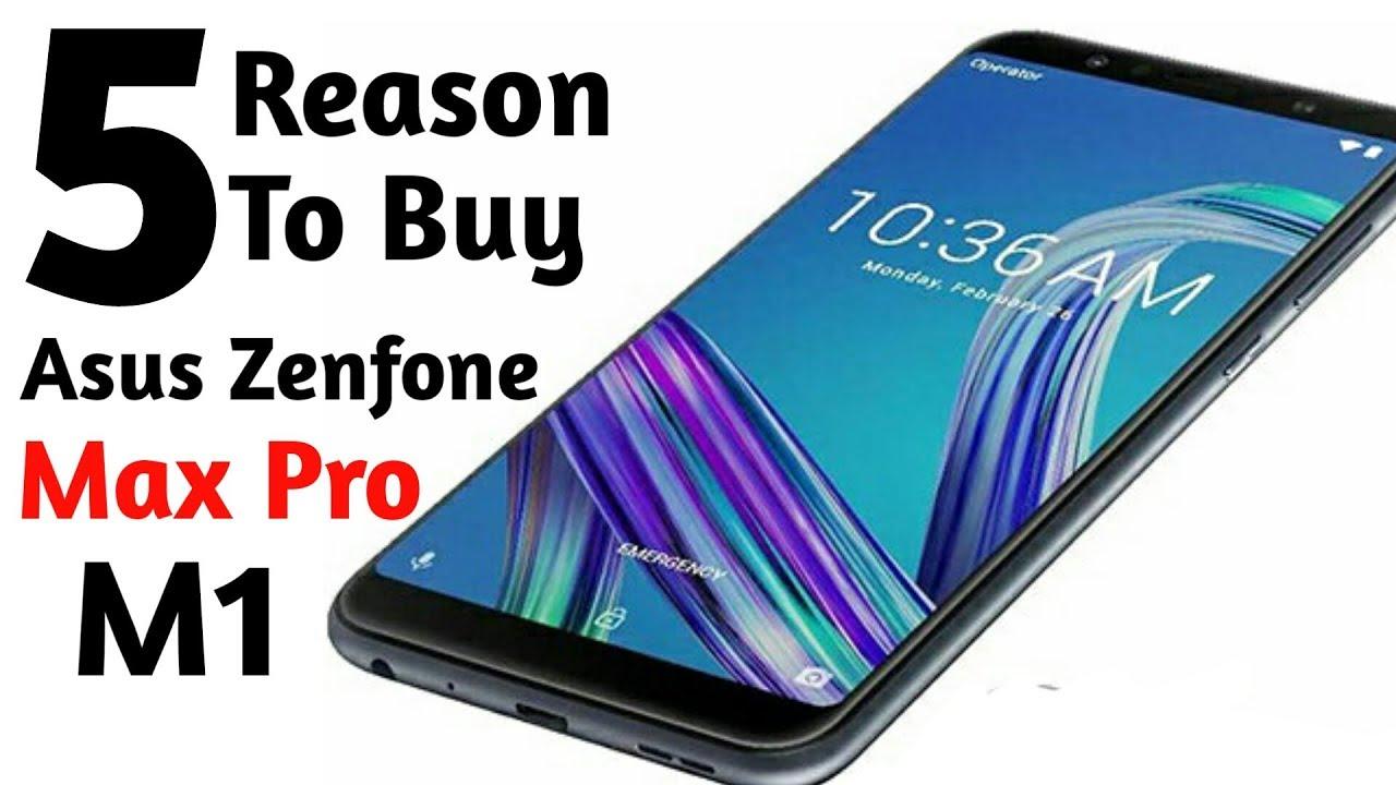 5 Reason To Buy Asus Zenfone Max Pro M1| Best Smartphone Under 15000