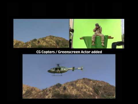 Delta farce visual effects by al magliochetti youtube for Farcical comedy movies