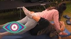 Eva und Ginger testen heiße Stellungen | Promi Big Brother 2019 | SAT.1