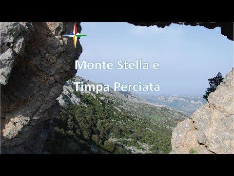 Trekking da monte Stella a Timpa Perciata