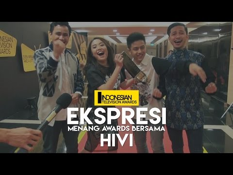 Cover Lagu Ekspresi Menang Awards - Hivi