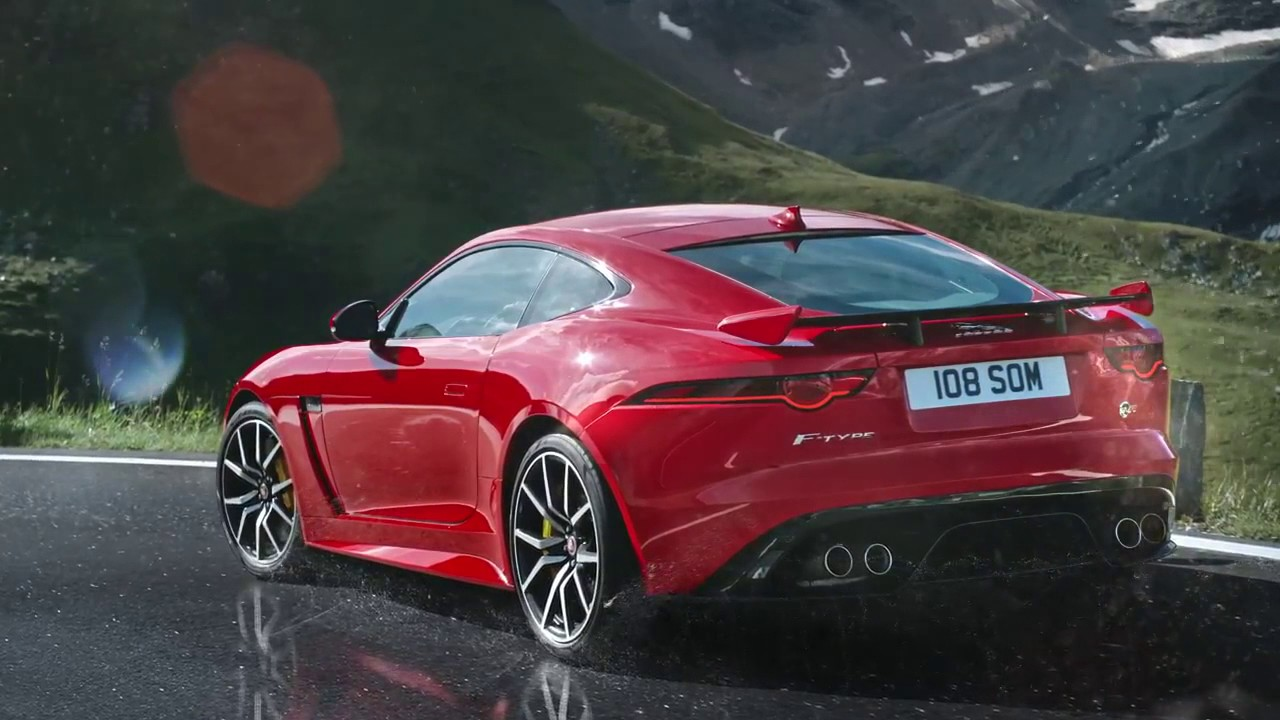NEW 2018 Jaguar F TYPE SVR | A True Jaguar Sports Car