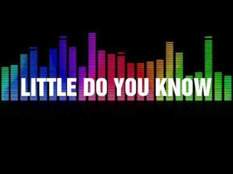 Alex & Sierra - Little Do You Know (Speed Up)
