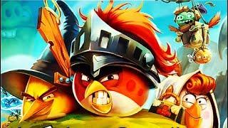 Angry Birds Epic #1 Мультик игра  для детей  ЗЛЫЕ ПТИЧКИ ЭПИК веселое  видео  Энгри бердс эпик