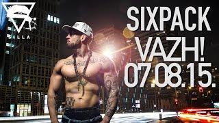 SILLA - SIXPACK   VOM ALK ZUM HULK 07.08.2015
