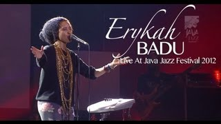 "Erykah Badu ""Apple Tree"" Live at Java Jazz Festival 2012"
