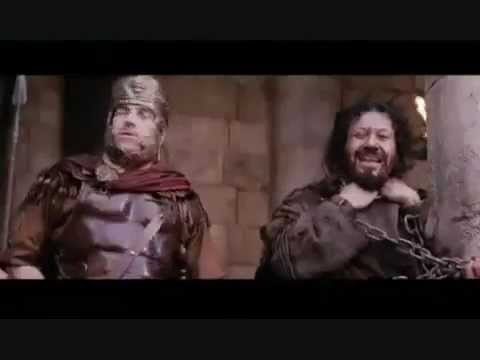 Barabbas set free