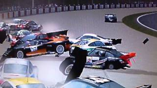 GTR FIA GT Racing Game Pc Crashes Part [2]