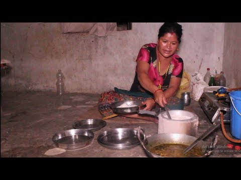 Love of family, Unity of family ll Mushroom recipe found in forest ll Primitive technology