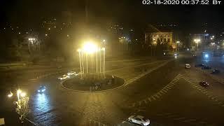 Фото Веб-камера Киев Европейская площадь  Майдан 2020 02 18