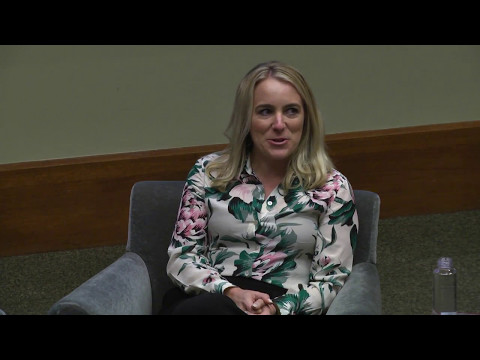 Fireside Chat with April Underwood and Dean Rich Lyons - YouTube