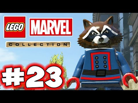 LEGO Marvel Collection | LBA - Episode 23 - Guardians Of The Galaxy!