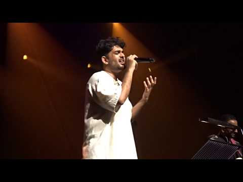 Thenpandi Cheemayiletribute To Musical God Ilaiyaraaja Sirsid Sriram Live In Singapore