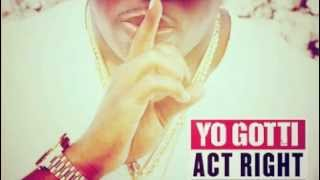 Yo Gotti • Act Right Instrumental @elemint Remake • Young Jeezy • YG