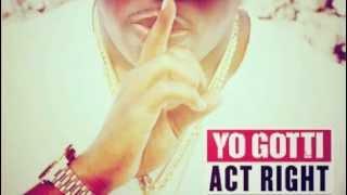 Yo Gotti • Act Right Instrumental @elemint Remake • Young Jeezy • YG