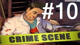 Criminal Case Vaka 10 / Bıçak Altında Tutuklama + Ek Sahne