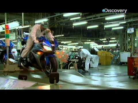 Honda factory -CBR