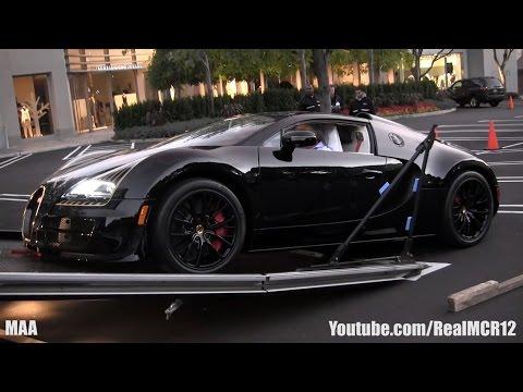 Tom Brady Bugatti