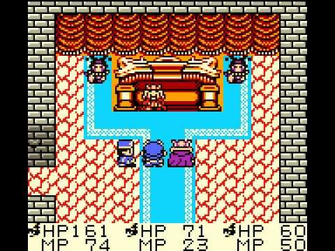 [TAS] GBC Dragon Warrior Monsters by tetora_X in 30:36.72