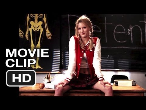About Cherry Movie CLIP - Cherry (2012) - Heather Graham, James Franco Movie HD