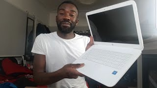 "HP Stream 14"" Laptop Unboxing"