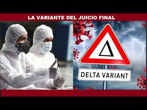 CIENTIFICOS PREDICEN LA LLEGADA DE LA VARIANTE DEL JUICIO FINAL
