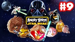 Angry Birds Star Wars - Gameplay Walkthrough Part 9 - Trench Run (Windows PC, Android, iOS)