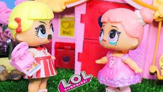 Девочка ОБМАНЩИЦА мультик Куклы ЛОЛ Сюрприз | Игрушки LOL Dolls