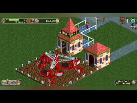 RollerCoaster tycoon classic |