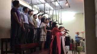 HƯƠNG DÂNG NGUYỆN CẦU 1 ( Ngọc Linh)- Ca Đoàn TERESA GX. BÌNH CHIỂU THỦ ĐỨC