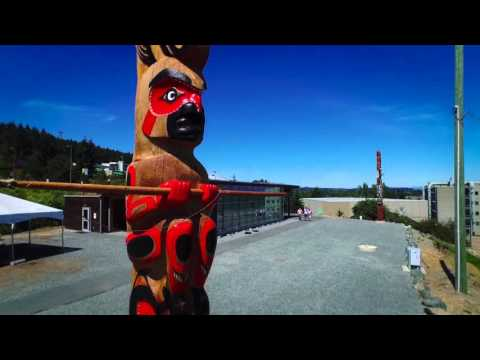 Cordell Campus Tour   Vancouver Island University