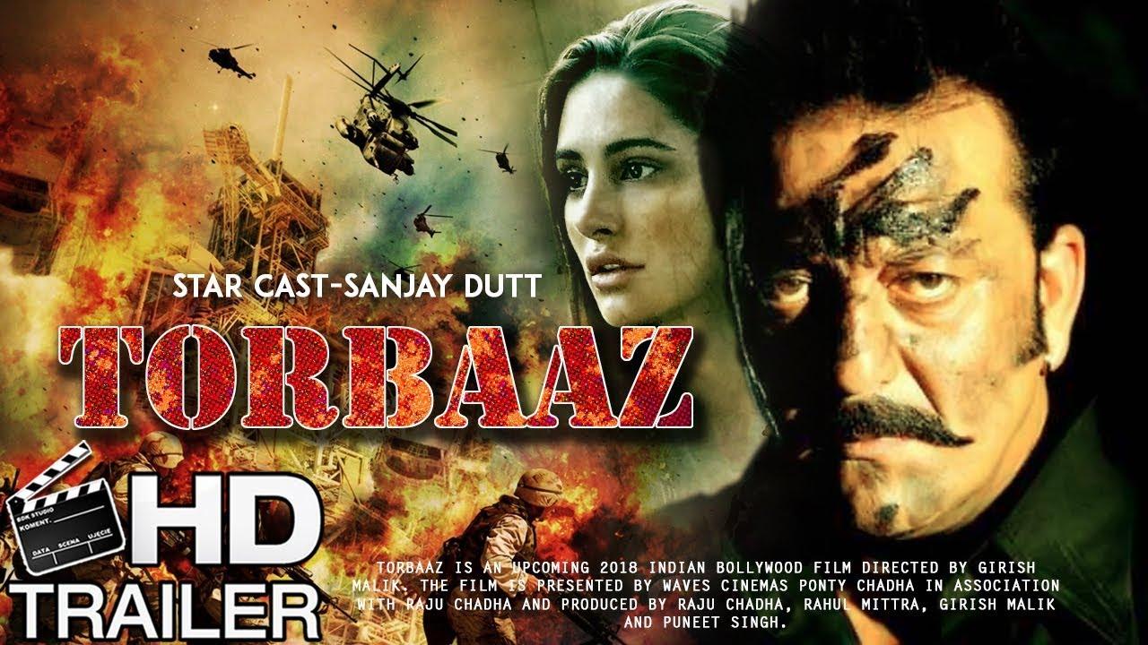 Torbaaz Trailer - Sanjay Dutt New Movie | Nargis Fakhri ...