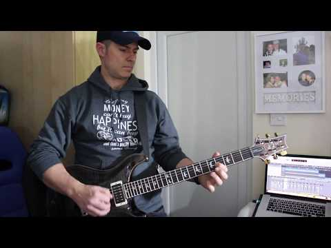 Rock Ballad Guitar Solo Instrumental by Phil Currie