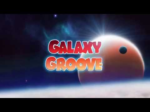 Galaxy Groove Game Trailer