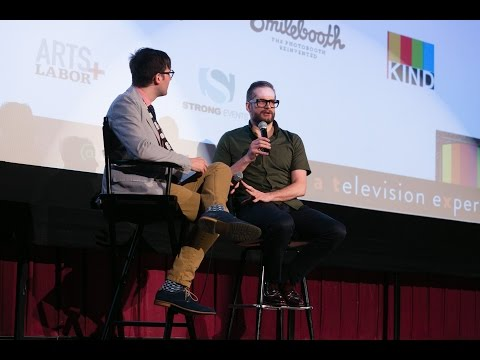 Hannibal Q&A with Bryan Fuller (2015)