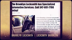 Locksmith Brooklyn | Local Locksmith Brooklyn | Call 347-691-7700