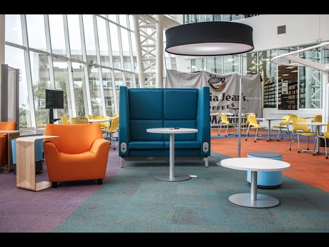 Nuevo Learning Commons del ITESM Aguascalientes