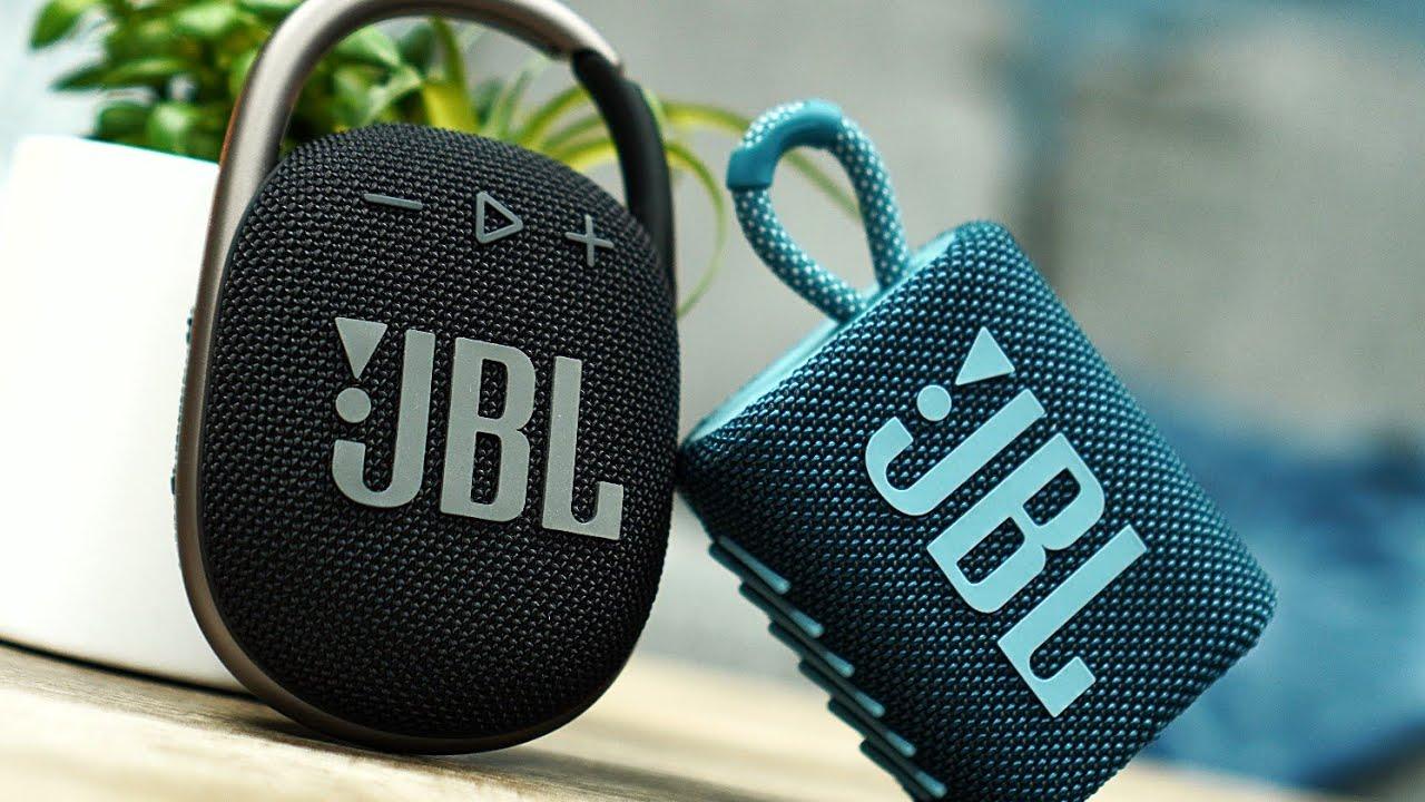 Download JBL Clip 4 Vs JBL Go 3