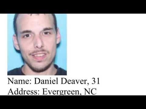 Narcotics arrests around Bladenboro Middle School