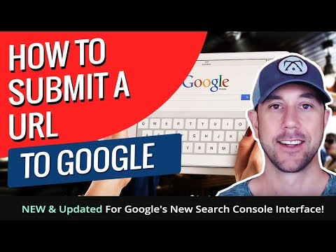 How To Submit A URL To Google - NEW & Updated For Google's New Search Console Interface!