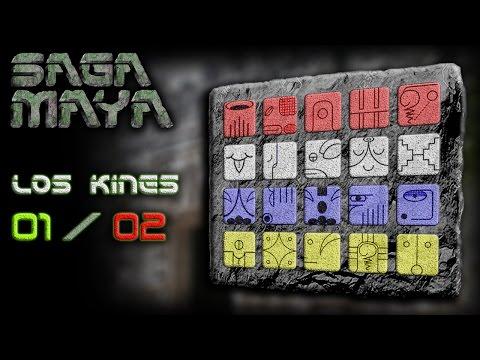 Los Kines Mayas o los glifos solares(significado) ( 1 de 2 )SAGA MAYA 03