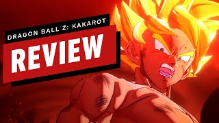 Dragon Ball Z: Kakarot Review (Video Game Video Review)