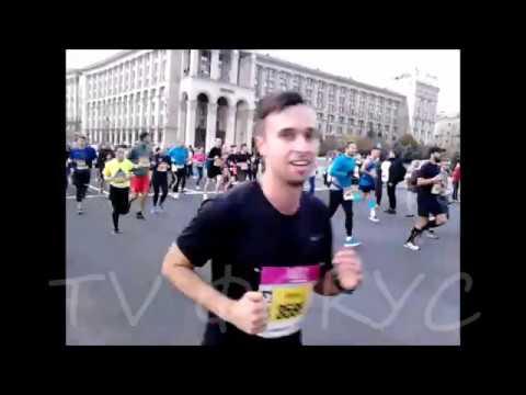 10th Wizz Air Kyiv City Marathon 2019/ Киевский марафон 2019. Киев. Украина. 6.10.2019 г.