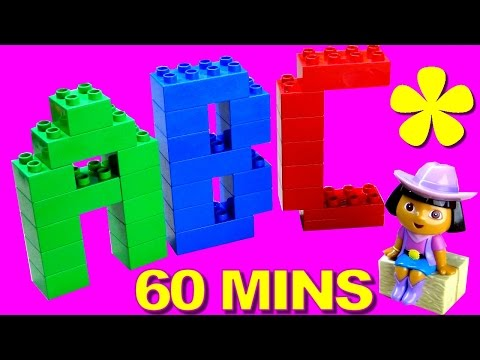 ABC compilation Nursery Rhyme  Many More Lullaby Nursery Rhymes & Kids Songs