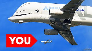 11 Airplanes Big Enough to Carry Your House